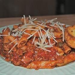 Ryan's Fantastic Spaghetti Sauce Recipe