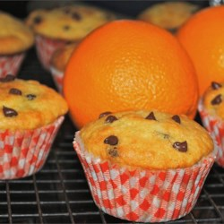 Orange Chocolate Muffins Recipe