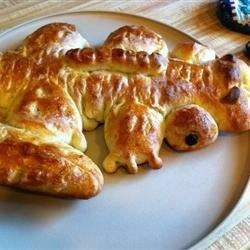 Alligator Animal Italian Bread Recipe