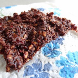 Raw Vegan Brownies Recipe
