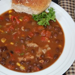 Chicken Chili Soup Recipe
