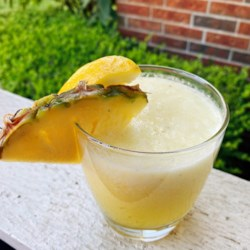 just right pineapple lemonade from scratch printer friendly