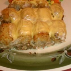 Tater Tot Hot Dish I Recipe