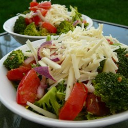 Broccoli Salad with Margarita Dressing Recipe
