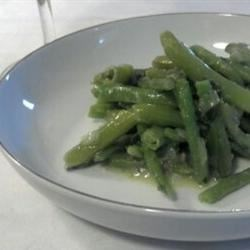 Jack's Thai Green Beans Recipe