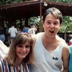 Kurt & I, Spring 1994