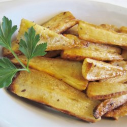 Grama's Peppery Parsnips