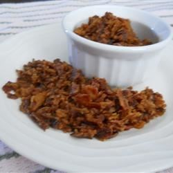 Allie's Better than Store Bought ~ Homemade Bacon Bits