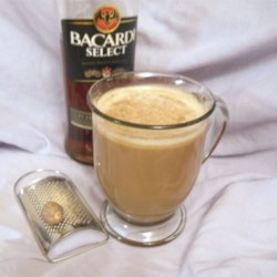 Single Cup Hot Buttered Rum Recipe