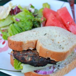 spinach and feta turkey burgers printer friendly