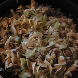 Cabbage and Noodles Recipe