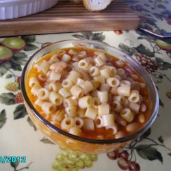 Pasta Fagioli II Recipe