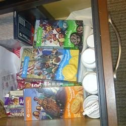 The 3 Boxes of Girl Scout Cookies
