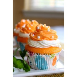 Dreamy Orange Cupcakes Recipe
