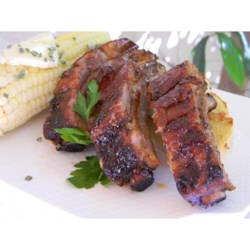 Baked BBQ Baby Back Ribs Recipe