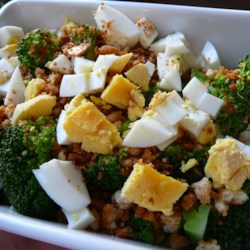 Broccoli Polonaise Recipe