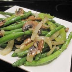 Not Your Everyday Green Beans Recipe