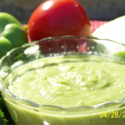 Tasty Tomatillo Guacamole Recipe