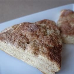 Cinnamon Toast Scones from Go Bold With Butter