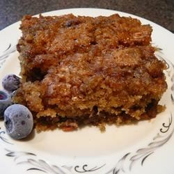 Photo of Overnight Berry Coffee Cake by Susan Drenth