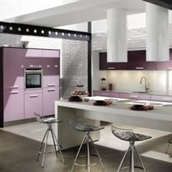 My Dream PURPLE KITCHEN