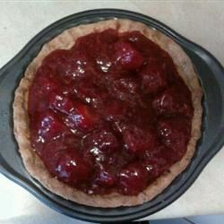 First Strawberry Pie!
