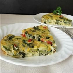 Photo of Eggy Veggie Bake by VenturaMama77