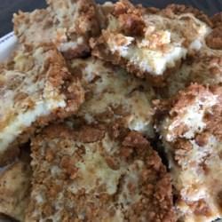 boonas butterscotch cheesecake bars printer friendly
