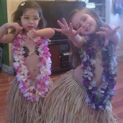 My Hula Girls