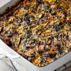 make ahead breakfast casserole recipe photos