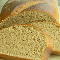 Tabitha's Homemade Wheat Bread