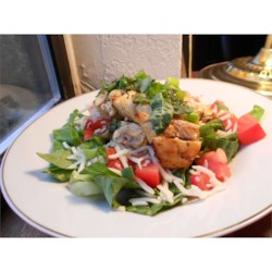 Balsamic Chicken Salad Recipe