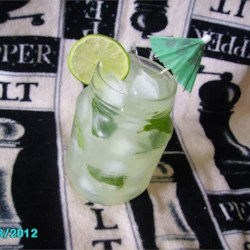 Sugar-Free Mojito Punch Recipe