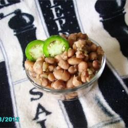 Pinto Beans Muy Facil Recipe