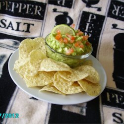 Zilla's Guacamole (THE BEST) Recipe