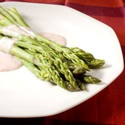 John's Raspberry Asparagus Recipe