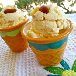 Almond Delight Ice Cream |