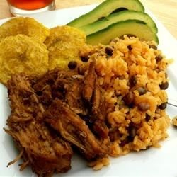 Slow Cooker Pernil Pork Recipe