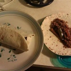 Photo of Teriyaki Wraps by Carly