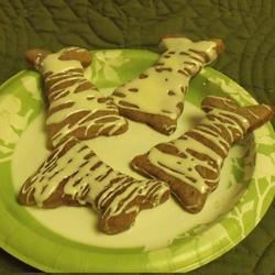 Sugar Free Christmas Cutouts Recipe