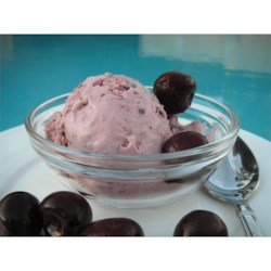 Cherry Ice Cream Recipe