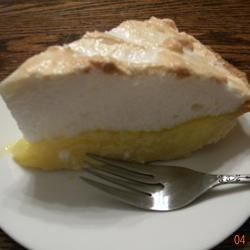 Photo of High Altitude Meringue for Pie by PAT79