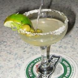 Limeshot Mexi-Martini Recipe