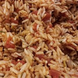 Arroz Rojo (Mexican Red Rice) Recipe
