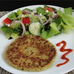 Pan-Fried Falafel Recipe