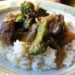 Broccoli Beef 1