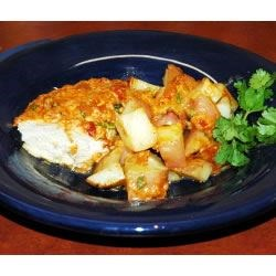 Monterey Chicken with Potatoes Recipe