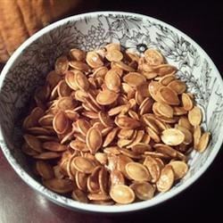 Drunken Pumpkin Seeds Recipe