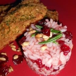 Photo of Cranberry Rice by Rel.hearts.food