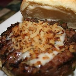 Photo of Crunchy Coconut and Lime Burgers by The Messy Cook